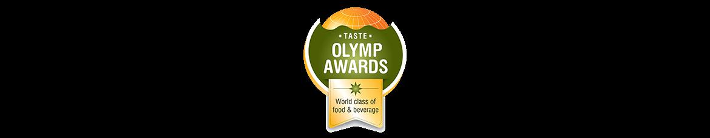 Tέσσερα Bραβεία Γεύσης - OLYMP AWARDS 2017